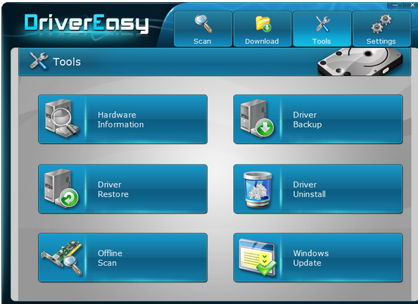 DriverEasy 4.6.6 Free Download For PC