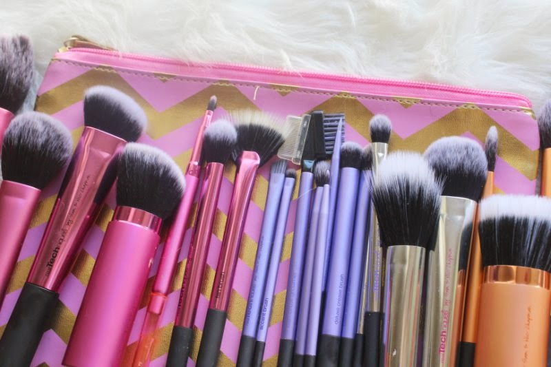 The Real Techniques Brush Collection