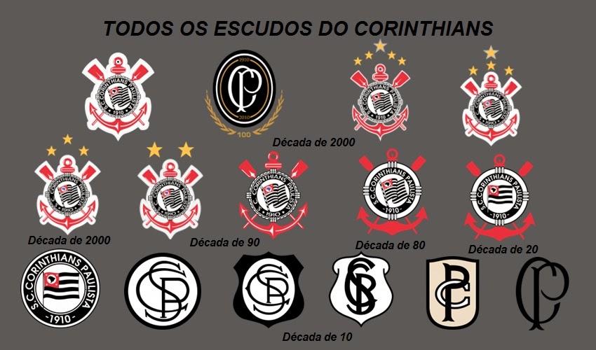 Escudos Corinthians