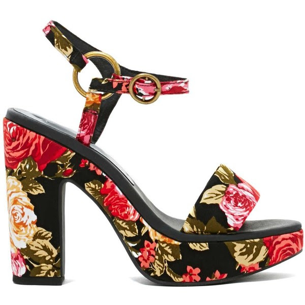 Hot summer trend: chunky heels. Visit www.forarealwoman.com  #shoes #sandals