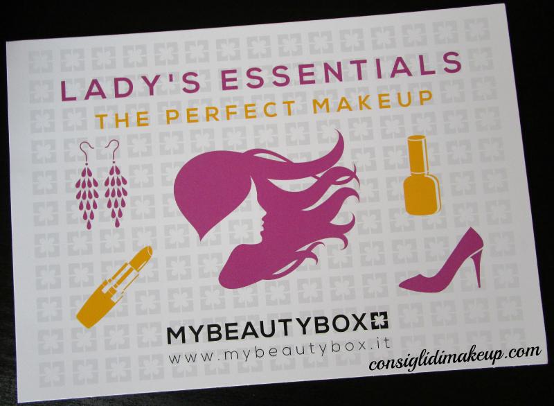 my beauty box febbraio 2015
