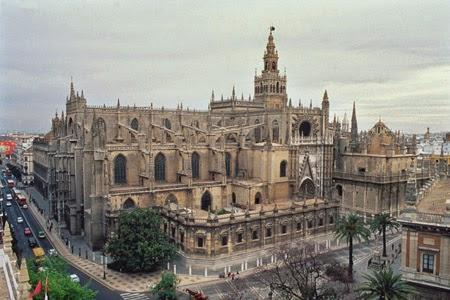 Catedral de Sevilla - Sevilla