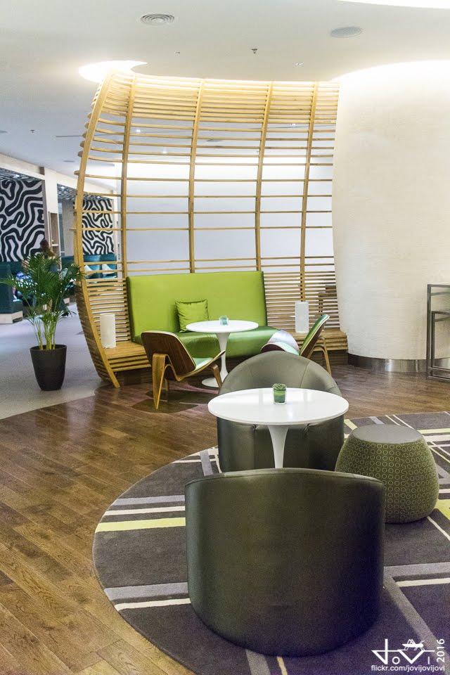 Novotel Manila Araneta Center Gourmet Bar With Living Room Zomato