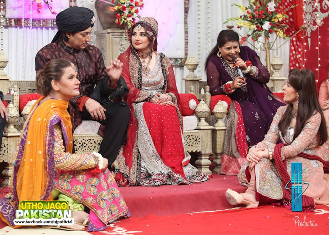 Shaista Wahidi Clothes , Nadia Khan Wedding Pictures , Shaista Wahidi ...