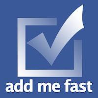 Addmefast logo