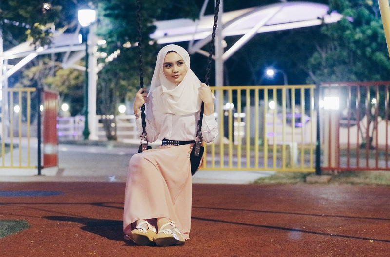 Bash Harry from Hey Bash, Brunei Fashion, Lifestyle and Beauty Blogger at Jerudong Park
