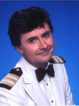 "Grandy as ""Love Boat's"" Gopher."