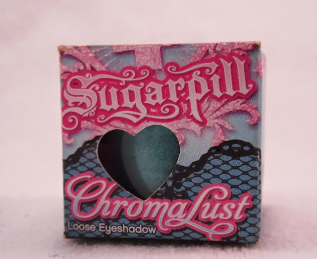 Sugarpill Darling ChromaLust Pigment Box