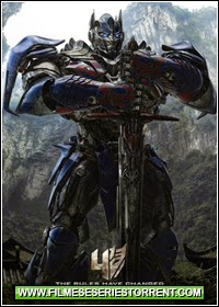 Transformers 4: A Era da Extinção Dublado Torrent (2014)