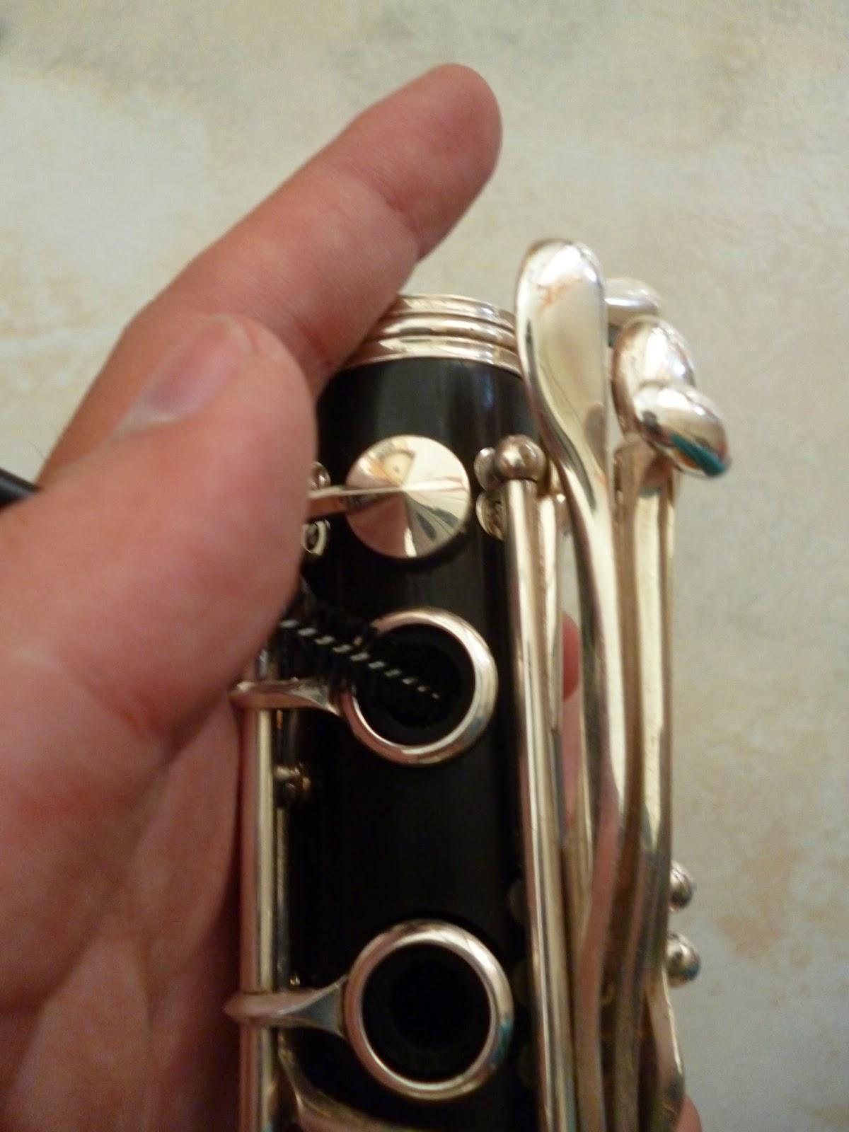 clarinete kit