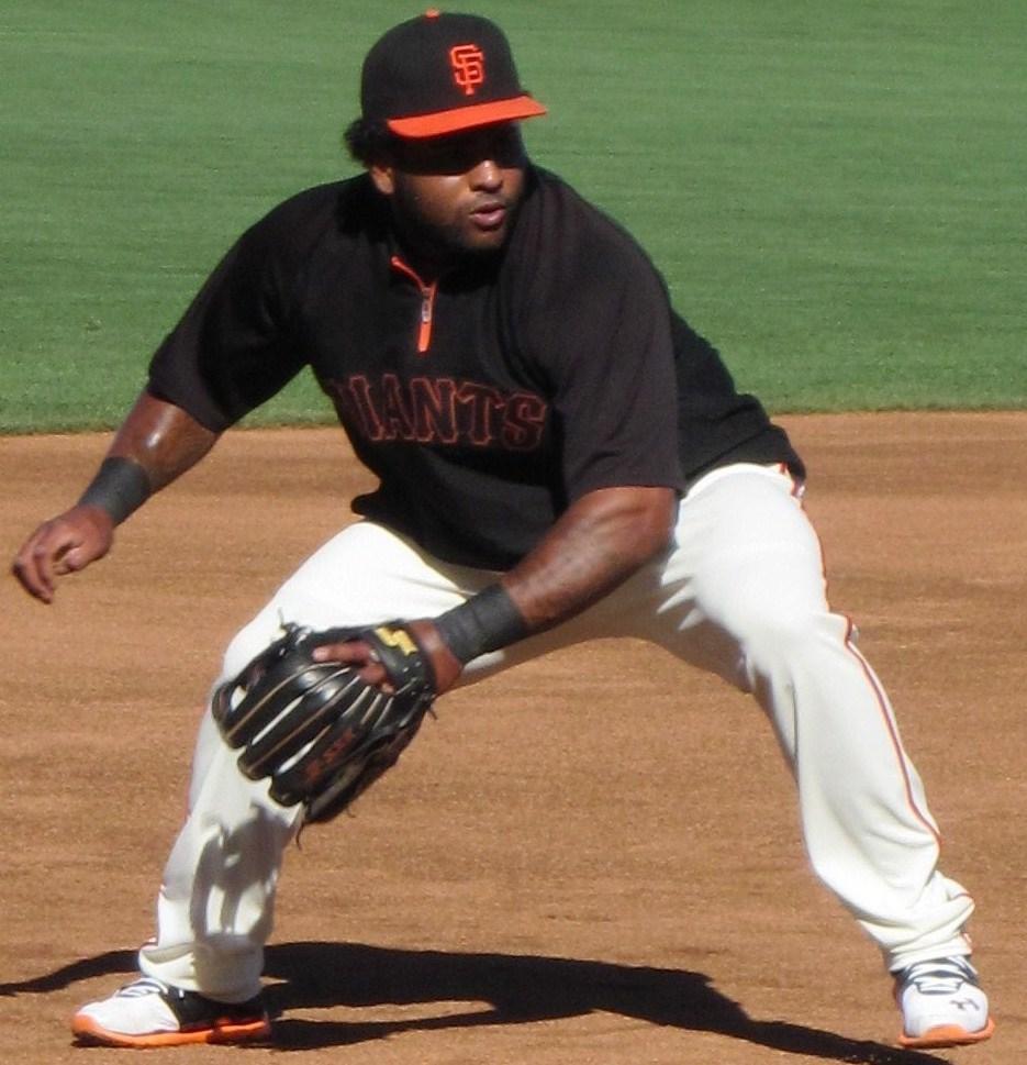 Béisbol Por Gotas . . .: Gigantes necesitan seguir ejemplo de Sandoval