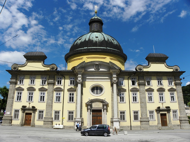 Kajetanerkirche in Salzburg