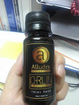 Orlin Botanical Drink