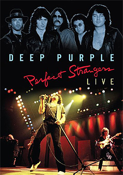 Deep Purple Perfect Strangers Live 1984 DVD