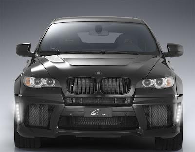 2012 BMW X6 M tuning