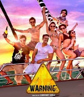 WARNING Hindi Movie Review (2013)