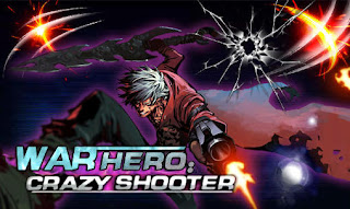 Screenshots of the War hero: Crazy shooter for Android tablet, phone.