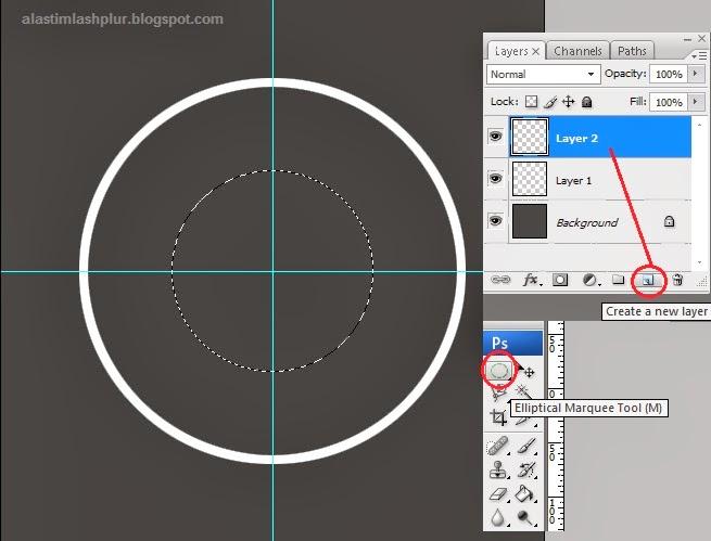 Mendesain Logo Bergaya Grunge Dengan Photoshop