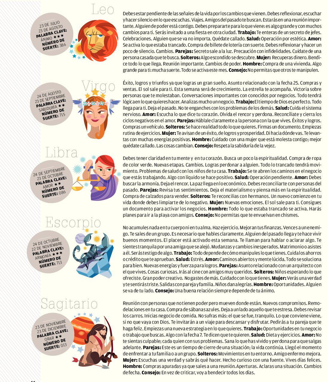 20130811 TODO1 44 1 G1 Horóscopo por Adriana Azzi Sedes