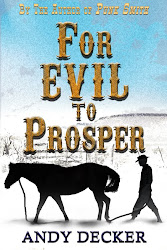 For Evil to Prosper