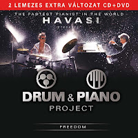 Drum and piano project freedom