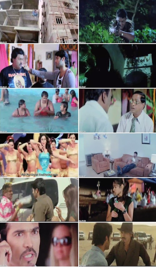 Aaj Ka Naya Chor Hindi Dubbed Movie Download