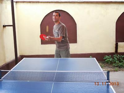 Ping-pong de vis, cu cascaval