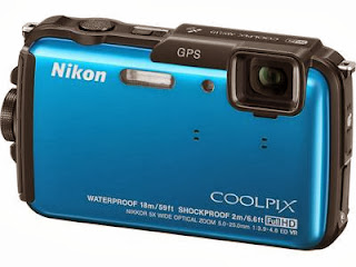 Nikon Coolpix AW110 - 16 MP