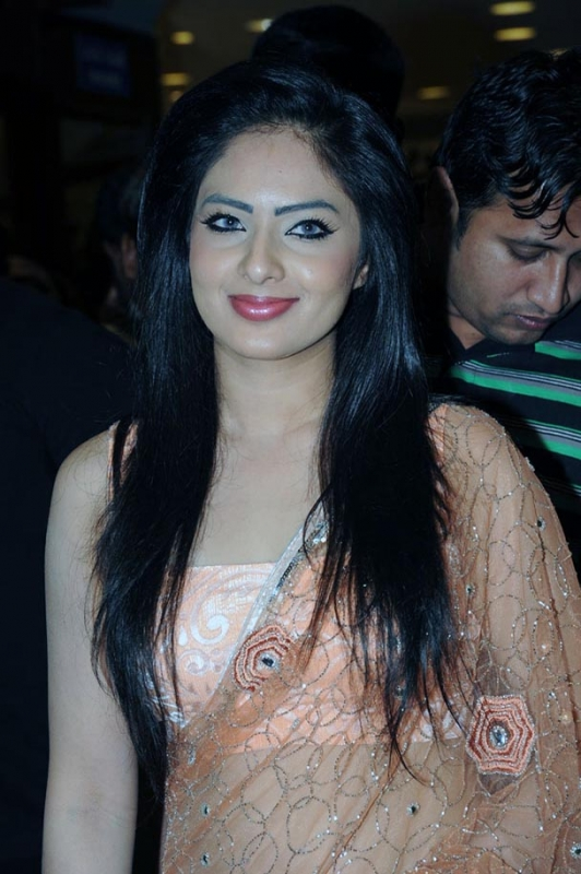 Nikesha Patel Sexy smile