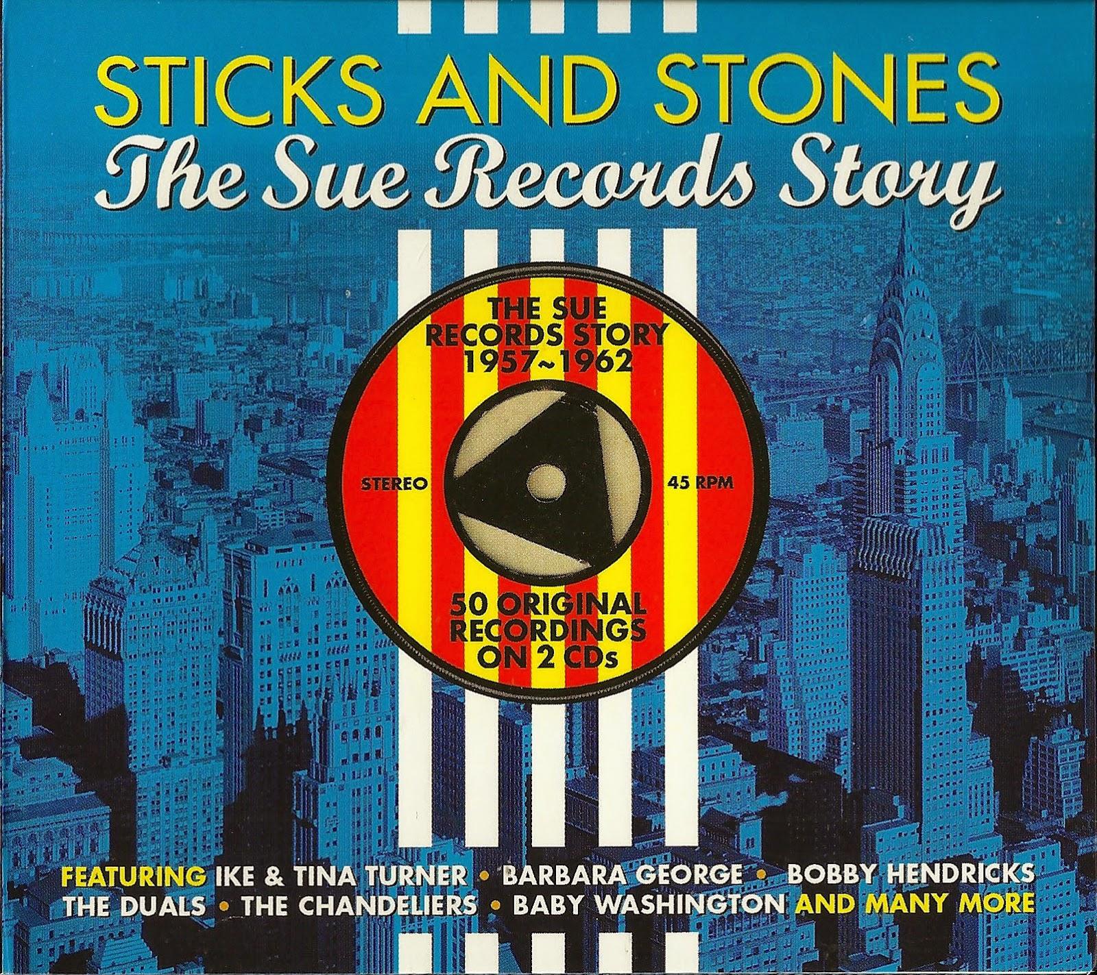 Jackie Shane Sticks And Stones
