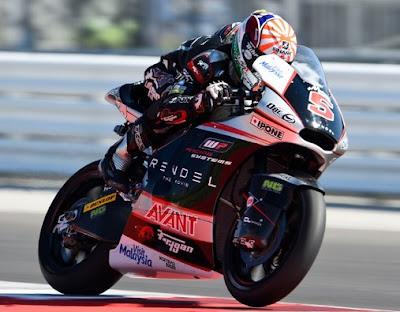Hasil Lengkap Race Moto2 Misano, San Marino 2015
