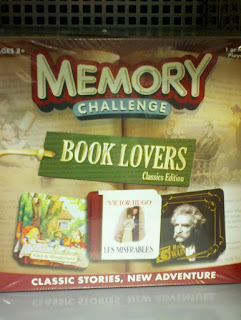 Book Lovers Memory