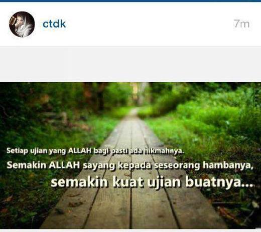 Siti Nurhaliza Keguguran