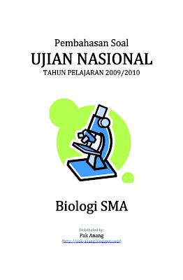 Pembahasan Soal Un Biologi Sma 2010
