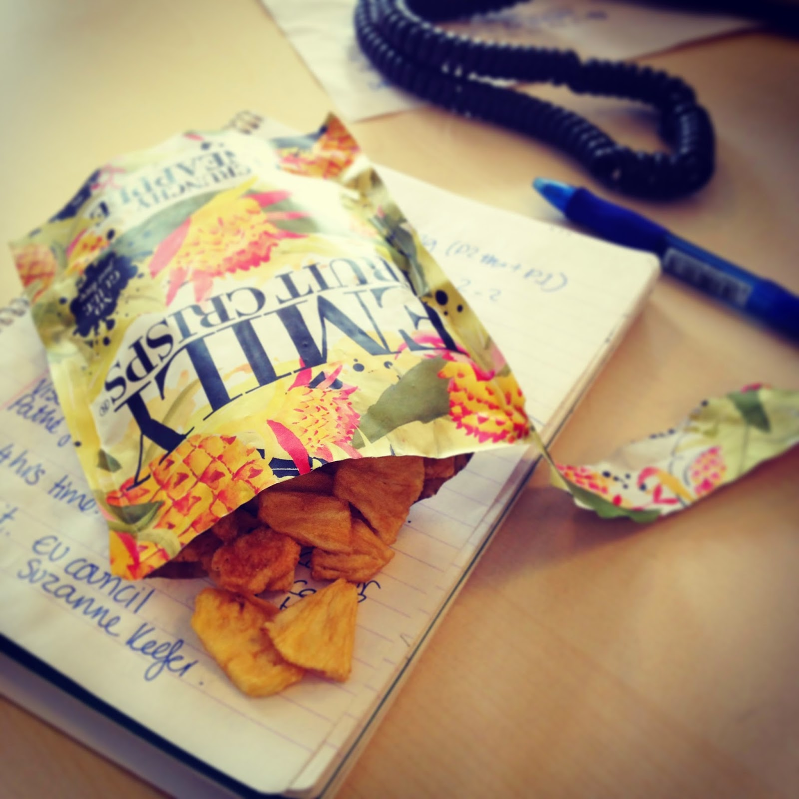 What Do You Think Of Fruit Flavoured Crisps?