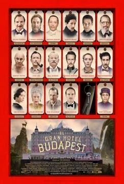 El Gran Hotel Budapest en Español Latino