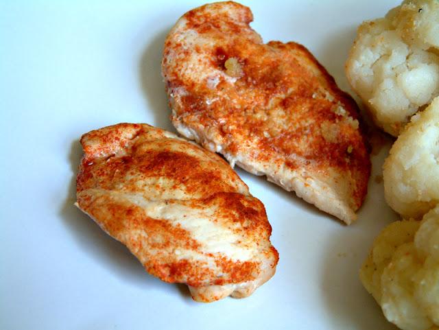 Soczysty kurczak Fit - przygotowany bez dodatku tłuszczu !!!