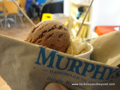Murphys Ice Cream in Dingle town, Ireland