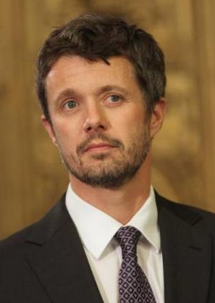 Prince Frederik of Denmark. 4. Prince Harry of Wales