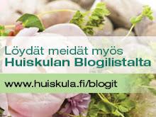 Huiskulan blogilistalla