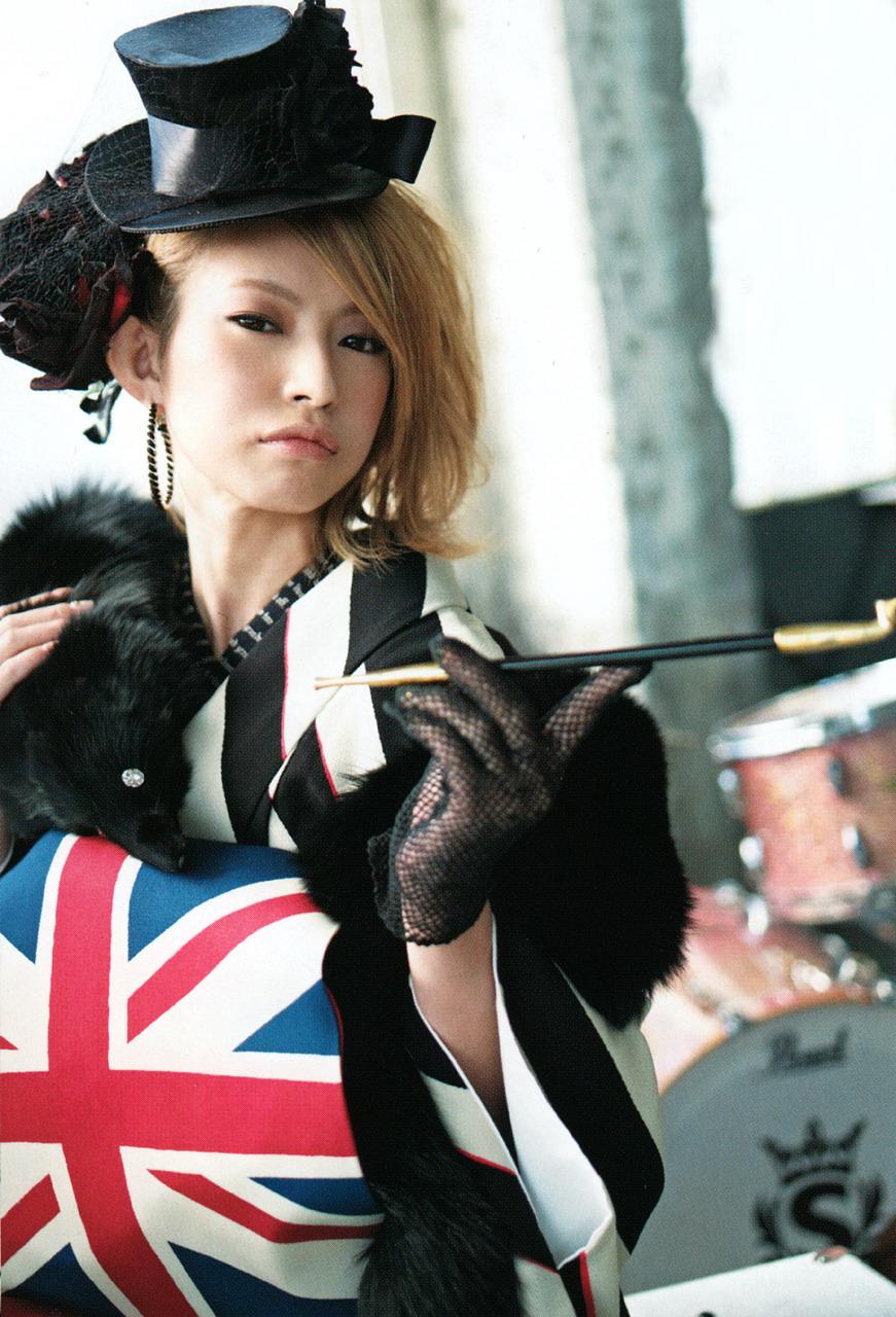 Haruna SCANDAL Show PB 1 High Resolution