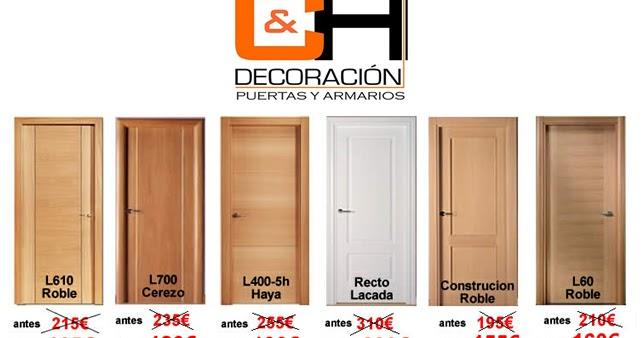 Decoracion mueble sofa ofertas puertas interior for Ofertas puertas interior