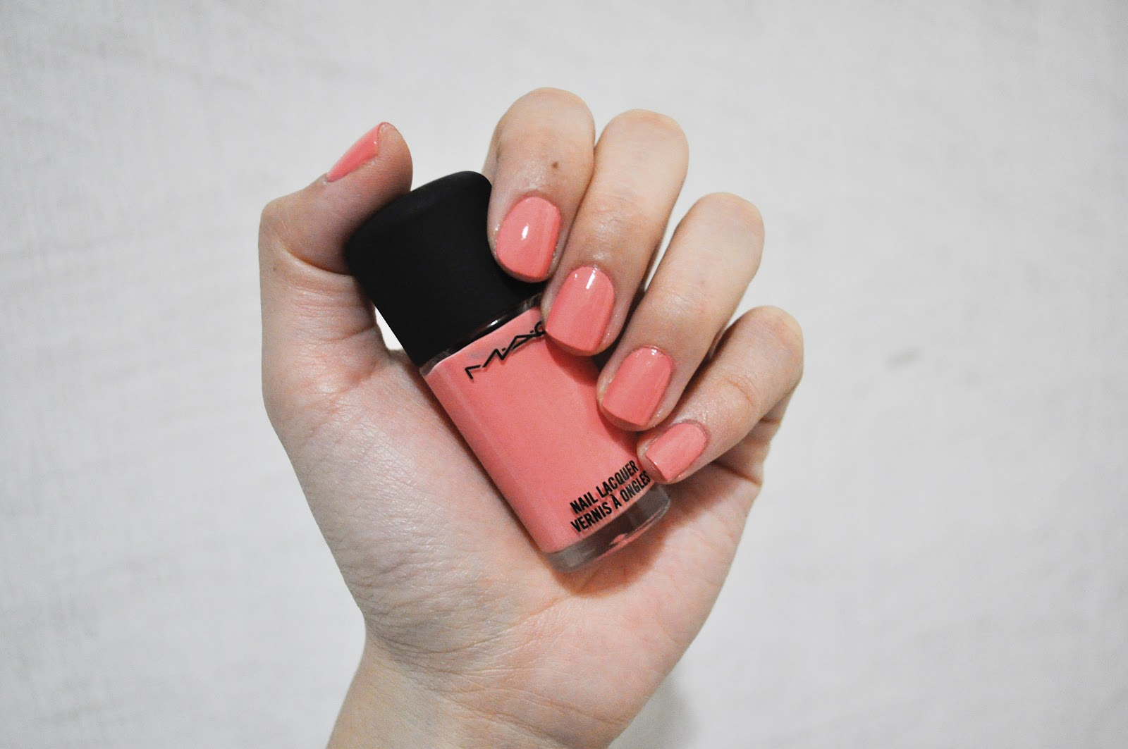 Try a Bigger Size: MAC Play Day Nail Lacquer