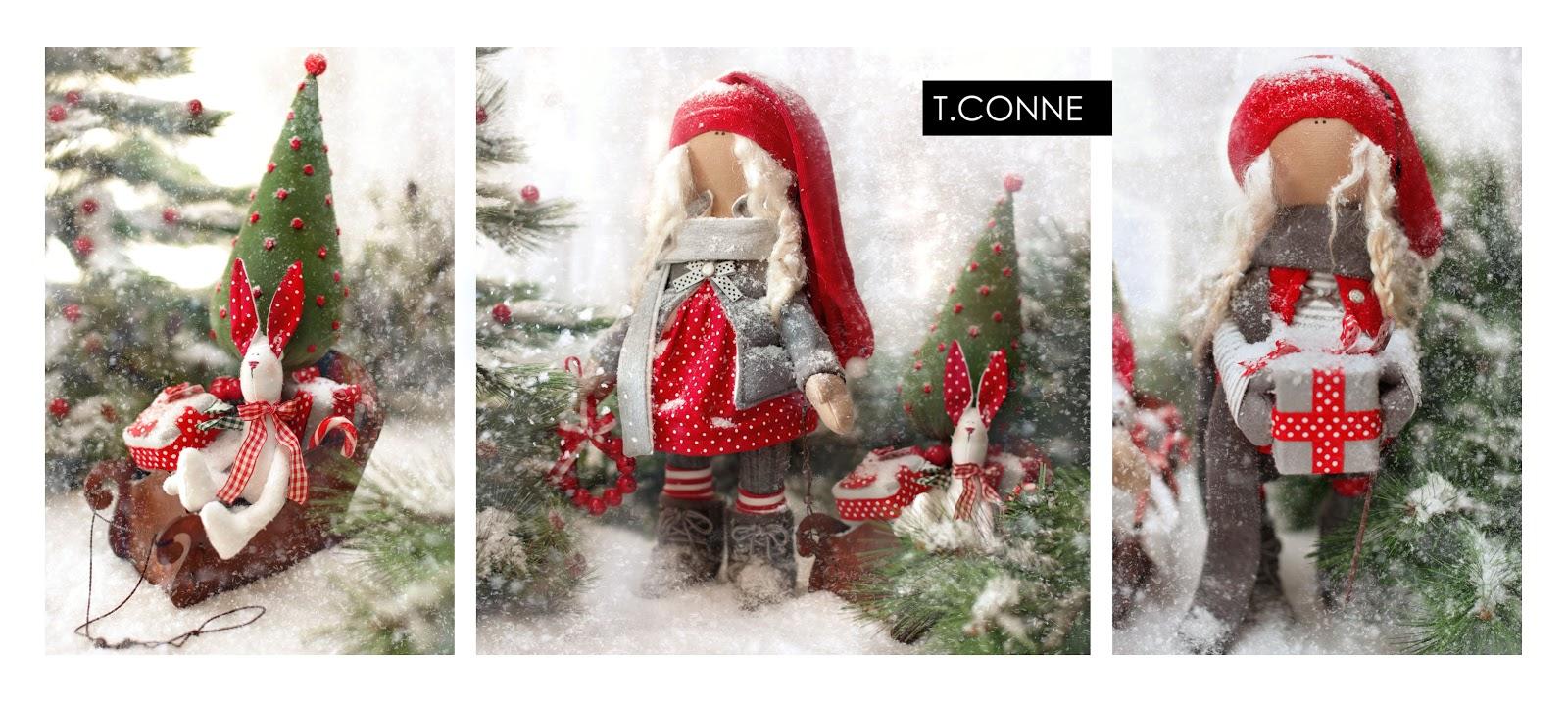 Про Татьяну нельзя не вспомнить, тем более и повод есть, волшебная рождественская история в ее блоге.