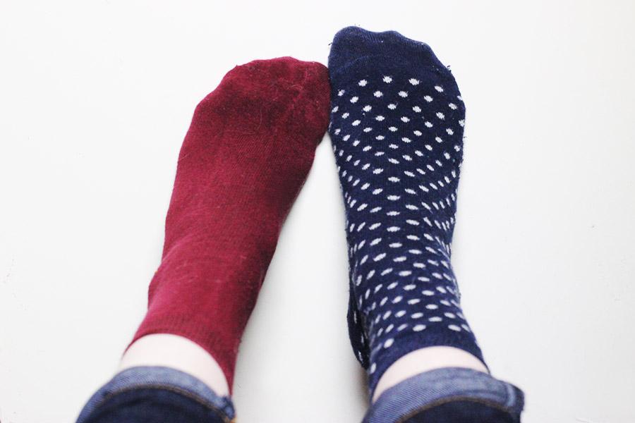 odd socks, unmatching socks