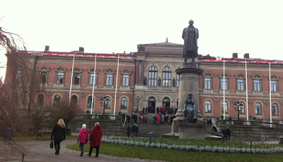 Uppsala universitetshus
