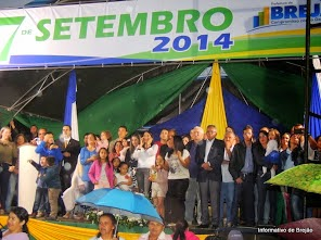 Eventos da Prefeitura de Brejão/PE.