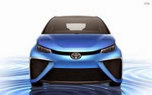 Mobil listrik Toyota FCV 2015 Berbahan Bakar Hidrogen