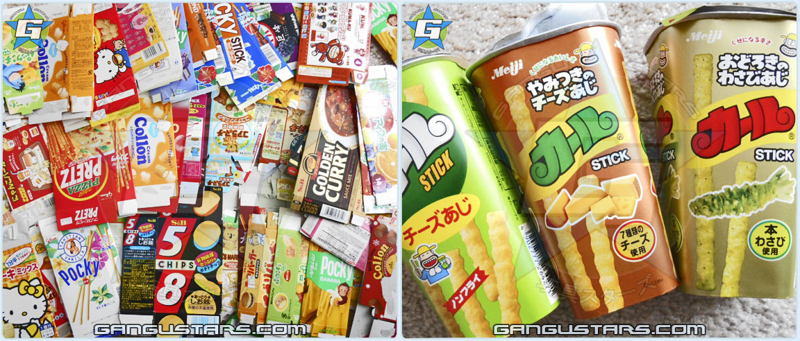 Japanese pretz candy Carl snacks Pocky Hello Kitty toys candy chocolate