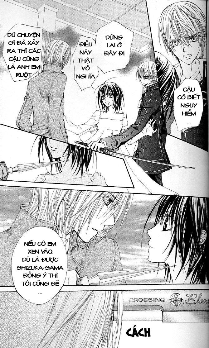 Vampire Knight Chapter 20 - Trang 20
